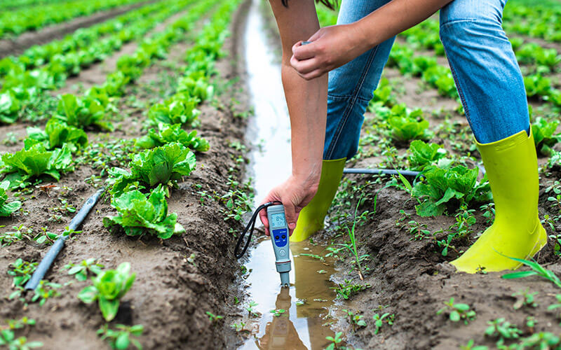 Agricultural Water Testing in Victoria Australia